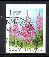 FINLANDE. N°1155 Oblitéré De 1992. Epilobe. - Heilpflanzen