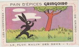 Buvard - Pain D'épices Gringoire . Les Aventures - Le Plus Malin Des Deux - 1 - Pain D'épices