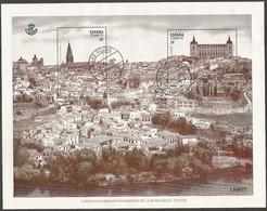2014-ED. 4891 Gran H.B. -Conjuntos Urbanos Patrimonio De La Humanidad. Toledo-USADO - 2011-... Usati