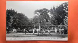 CPA. Beyrouth. Le Jardin Public .  (R3.496) - Libano
