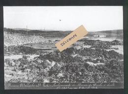 Construction Ligne Frasne-Vallorbe -Soulèvements Du Marais Du Doubs - 8 Avril 1912 - Reproduction - Non Classificati