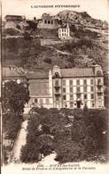N°13041 Z -cpa Royat Les Bains -hôtel De France- - Royat