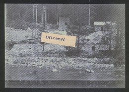 Construction Ligne Frasne-Vallorbe -Mur De Soutènement - 29 Mai 1912 - Reproduction - Non Classificati
