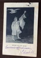 NAPOLEONE RETOUR DEL'ILE D'ELBE (firmata Espinasse) - PER ANNA MARIA BORGHESE ROMA IN DATA 25/6/1902 - Mundo