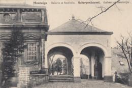 SCHERPENHEUVEL / GALERIJ EN SAKRISTIE  1912 - Scherpenheuvel-Zichem