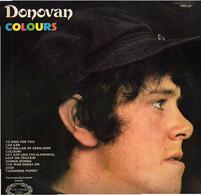* LP *  DONOVAN - COLOURS (England 1972 EX!!!) - Country En Folk