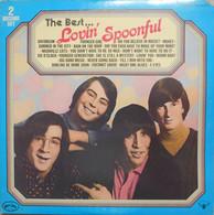 * 2LP *  LOVIN'  SPOONFUL - THE BEST... (USA 1976 EX-) - Country En Folk