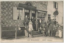 CHEPY CAFE DESGARDINS - Ailly Le Haut Clocher