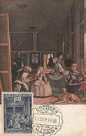 Las Meninas  (Bienfaisance) - Maximum Cards