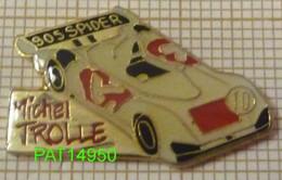 PEUGEOT 905 SPIDER   No 10   Michel TROLLE - Peugeot