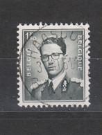 COB 924 Centraal Gestempeld Oblitération Centrale HAASDONK - 1953-1972 Glasses