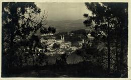 LISSABON BLICK AUF CINTRA    PORTUGAL - Altri