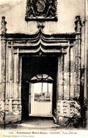 CAHORS - Pensionnat Notre-Dame - Porte D'Entrée - Cahors