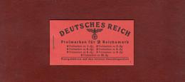 Markenheftchen Adolf Hitler Komplett Postfrisch** - Markenheftchen