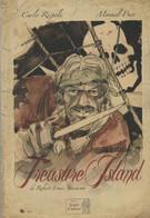 C.RISPOLI M. PACE - TREASURE ISLAND -  N. 3 - EDIZIONI SEGNI D'AUTORE - Prime Edizioni