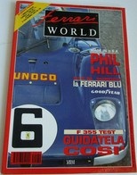 FERRARI WORLD N.32 GENNAIO / FEBBRAIO 1995 - 80 PAGINE - Motori