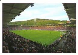 STADIUM POSTCARD ESTADIO STADION STADE STADIO CAMPO DE FUTBOL AUE - Stadi