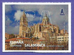 España. Spain. 2021. 12 Meses, 12 Sellos. Salamanca - 2011-... Nuevos & Fijasellos