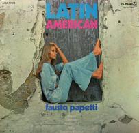 * LP *  FAUSTO PAPETTI - LATIN AMERICAN (Italy 1969 EX-) - Jazz