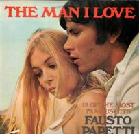 * LP *  FAUSTO PAPETTI + THE MAN I LOVE (Holland VG+) - Jazz