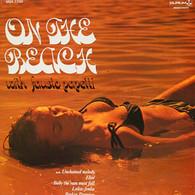 * LP *  FAUSTO PAPETTI - ON THE BEACH (Holland 1965 EX-) - Jazz