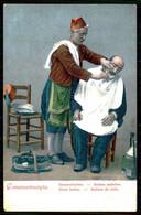 TURKEY-CONSTANTINOPLE - Barbier Ambulant.(S. 523) Carte Postale - Other