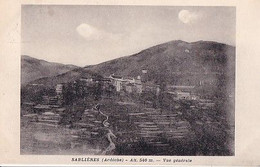 SABLIERES                   VUE GENERALE - Other Municipalities