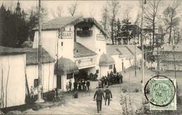 België - Bruxelles Brussel - Village Senegalais - 1910 - Unclassified