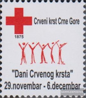 Montenegro Z6 (complete Issue) Unmounted Mint / Never Hinged 2012 Compulsory Surcharge - Montenegro