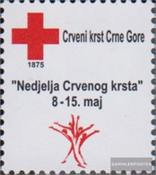 Montenegro Z4 (complete Issue) Unmounted Mint / Never Hinged 2012 Compulsory Surcharge - Montenegro