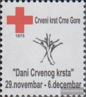 Montenegro Z3 (complete Issue) Unmounted Mint / Never Hinged 2008 Compulsory Surcharge - Montenegro