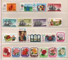 Neuseeland 1975 Siehe Bild/Beschreibung 20 Marken Gestempelt; New Zealand Used - Gebraucht