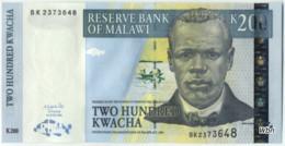 Malawi 200 Kwachas (P51) 2004 -UNC- - Malawi