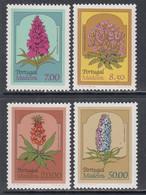 1981 Madeira Flora Plants Complete Set Of 4 MNH - Sonstige