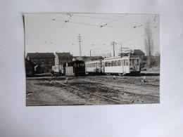 48289  -  Oreye  Dépot Vicinal -  Photo Bazin  1955 -   15  X 10 - Oreye