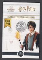 France -Pièce De 10 Euros Argent - Harry Potter Et La Coupe De Feu - N°7 - France