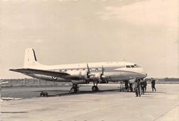 """2185""""FOTO-  AEREO QUADRIMOTORE AGUSTA A 88(PROTOTIPO) UNICO ESEMPLARE! POZZUOLI  CAPODICHINO""""  ANNI 50 - Aviation"""