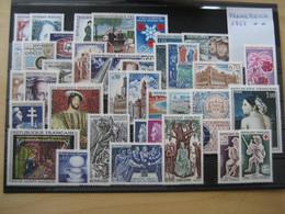 Frankreich Jahrgang 1967 Postfrisch Komplett (14858) - 1960-1969