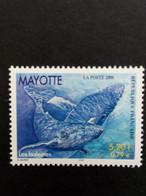 MAYOTTE MI-NR. 80 POSTFRISCH(MINT) BLAUWAL 2000 - Nuovi