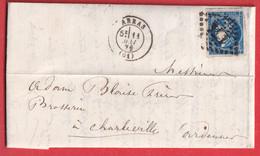 N°45B GC 174 ARRAS PAS DE CALAIS CHARLEVILLE ARDENNES - 1849-1876: Klassik