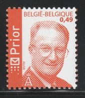 BELGIUM 2003 Definitive/King Albert II EUR0.49: Single Stamp UM/MNH - 1993-.. MVTM