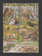 BELGIUM 2004 Forest Week: Sheetlet Of 4 Stamps UM/MNH - Blocs 1962-....
