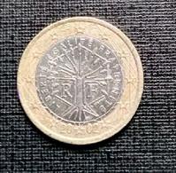 France 1 Euro, 2002 - France