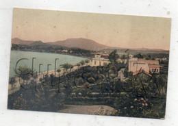 Corfou (Grèce, Îles Ioniennes) : Le Casino Et Le Boulevard Elisabeth En 1910 (animé) PF. - Greece