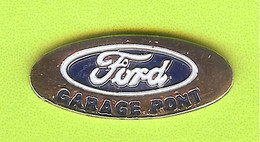 Pin's Automobile Ford Garage Pont - 6R08 - Ford
