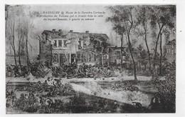 BAZEILLES - N° 119 - MUSEE DE LA DERNIERE CARTOUCHE - REPRODUCTION DU TABLEAU DU MUSEE - CPA NON VOYAGEE - Other Municipalities