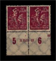 DEUTSCHES REICH 1923 Nr 241 Mit Hausauftragsnummer (94647) - Unclassified
