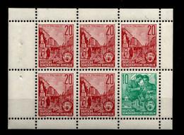 DDR 1960 HBl. 9A Sauber Postfrisch (94866) - Postzegelboekjes