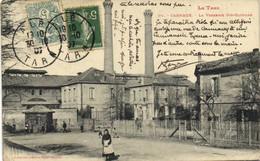 Le Tarn CARMAUX  La Verrerie Ste Clotilde Labouche  RV - Carmaux