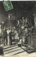 Verrerie De CARMAUX  Travail à La Main RV - Carmaux